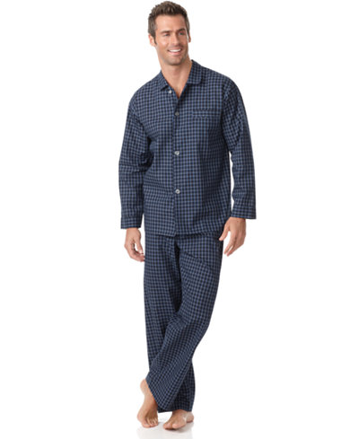 Club Room Pajamas Set