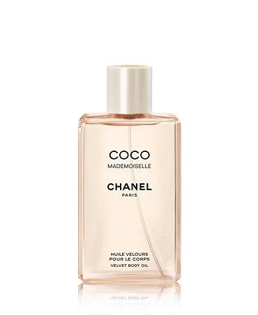 CHANEL COCO MADEMOISELLE Velvet Body Oil - Shop All Brands ...