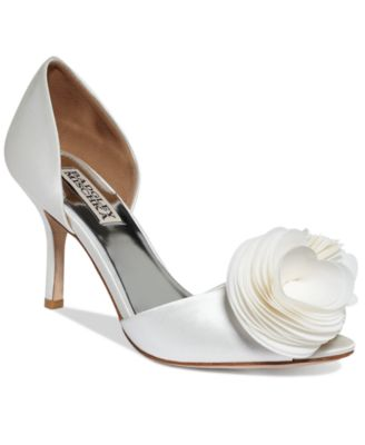 Badgley Mischka Thora Evening Pumps