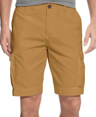 Tommy Hilfiger Mens Classic Cargo Shorts