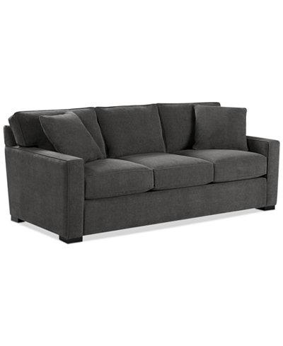 Radley Fabric Sofa Couches Amp Sofas Furniture Macy S