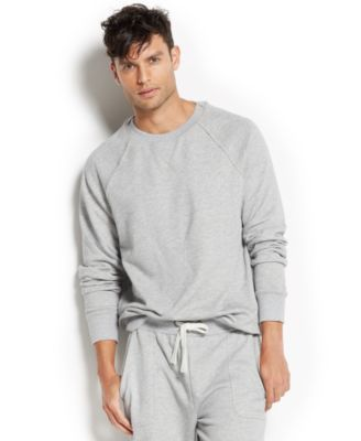 2xist Mens Loungewear Terry Pullover S..