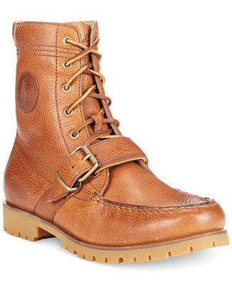 Polo Ralph Lauren Ranger Boots - All Men's Shoes - Men