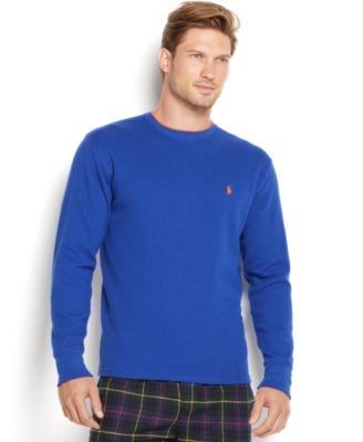 Polo Ralph Lauren Mens Solid Tipped Th..