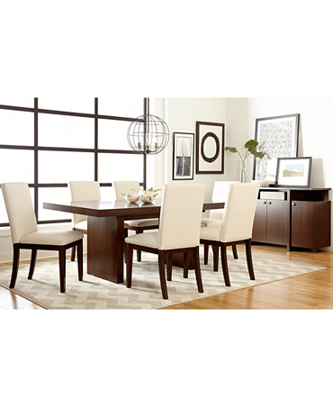 Bari Dining Room Furniture Collection Only At Macy 39 S Furniture Macy 39 S