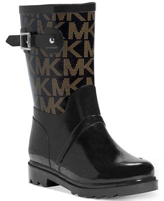 Men Rain Shoes Brands