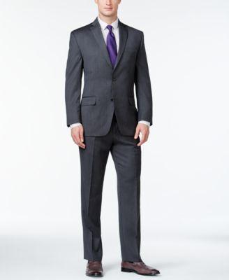 MICHAEL Michael Kors Classic-Fit Grey ..