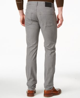 BOSS HUGO BOSS Delaware Gray Wash Jeans