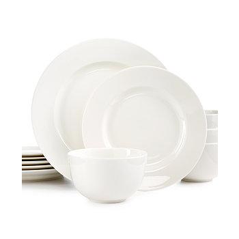 Martha Stewart Collection 12-Pc. Dinnerware Set