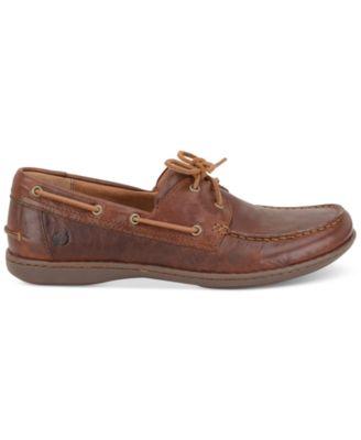 Born Mens Henri Boat Shoes