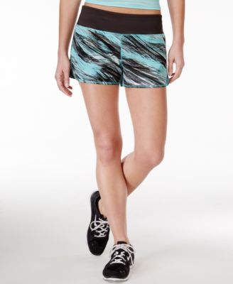Ideology Woven Printed Speed Shorts