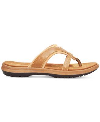 BEARPAW Kathryn Slide Tech Flat Sandals