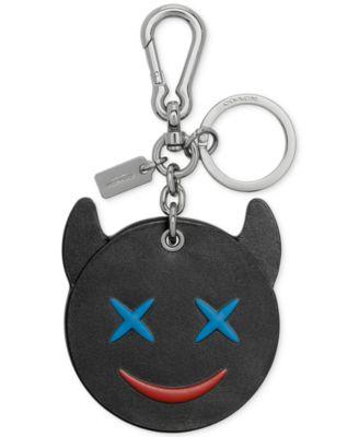 COACH Frisky Emoji Bag Charm