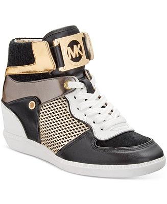 Michael Michael Kors Nikko High Top Sneakers Sneakers