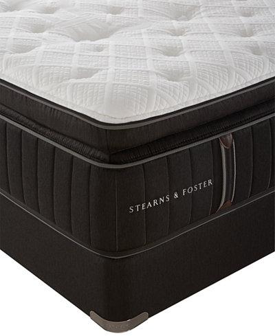 Stearns Foster Estate Lux Gotland Luxury Cushion Firm