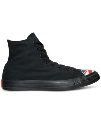 Converse Mens Chuck Taylor All Star Hi Flag Toe Cap Casual Sneakers from Finish Line