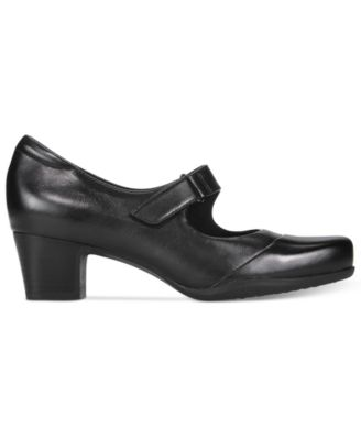 Clarks Artisan Womens Rosalyn Wren Mary Jane Pumps