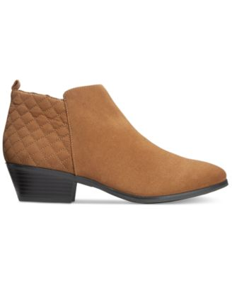 Style & Co. Wessley Casual Booties