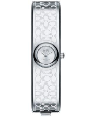 COACH Women's Scout Stainless Steel Bangle Bracelet Watch 16mm 14502608