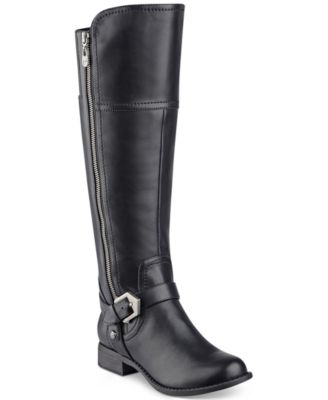 G by GUESS Hailee Wide-Calf Riding Boots