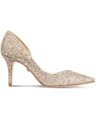 Badgley Mischka Daisy DOrsay Pumps