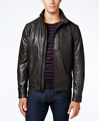 Shop Michael Kors Leather Scuba Jacket online at bestffileoe.cf Stylish stitching details enhance the luxurious appeal of this leather jacket from MICHAEL Michael Kors. Macy's Presents: The Edit- A curated mix of fashion and inspiration Check It Out/5(16).