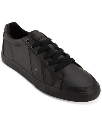Polo Ralph Lauren Mens Hugh Lace-Up Sneakers