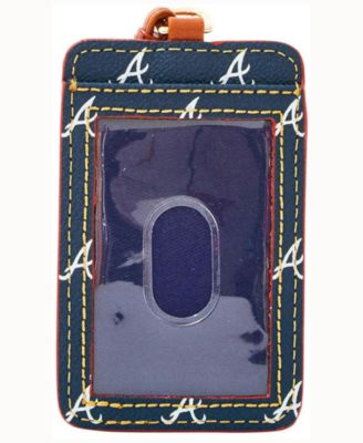 Dooney & Bourke Atlanta Braves ID Lany..