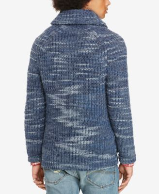 Denim & Supply Ralph Lauren Mens Shawl..