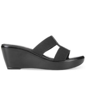 Callisto Aisling Wedge Sandals