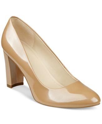 Marc Fisher Andee Block-Heel Pumps