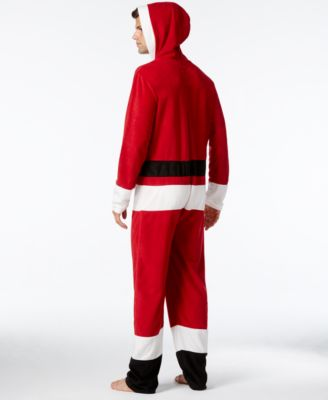 American Rag Mens 1-Pc. Santa Costume