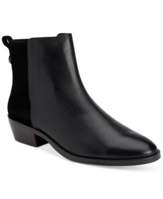 COACH Carmen Ankle Booties