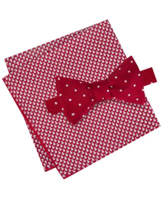 Tommy Hilfiger Mens Dot To-Tie Bow Tie..