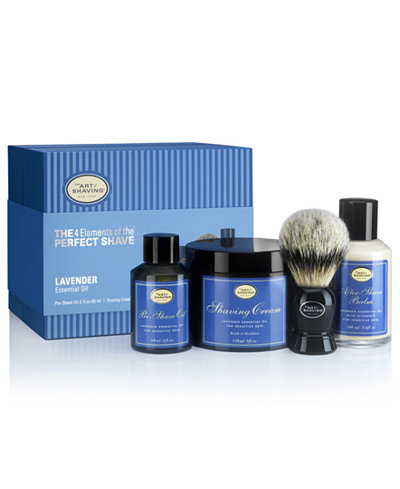 Pick up a present for the man in your life when you shop this deal on Art of Shaving Kits at Macy's!Use code FRIEND to get an extra 15% off, and pay $! This deal is available in stores and online.