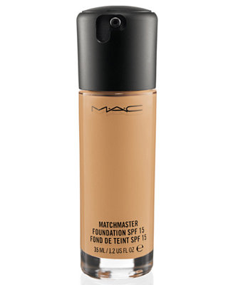 MAC Matchmaster Foundation SPF 15 12 Oz Gifts With