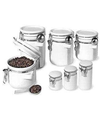 Martha Stewart Dog Food Storage