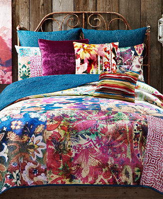 closeout tracy porter leandre quilt collection quilts bedspreads bed bath macy 39 s. Black Bedroom Furniture Sets. Home Design Ideas