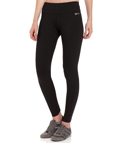 calvin klein performance active leggings pants capris women macy 39 s. Black Bedroom Furniture Sets. Home Design Ideas