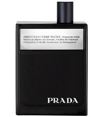prada amber pour homme intense eau de parfum spray 3 4 oz. Black Bedroom Furniture Sets. Home Design Ideas