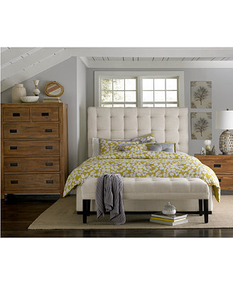Bedroom furniture collection by macys