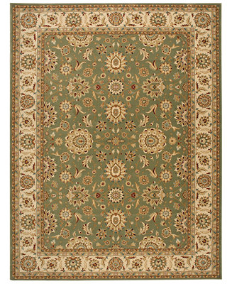 Nourison Persian King Pk02 Green 5 3 Quot X 7 4 Quot Area Rug
