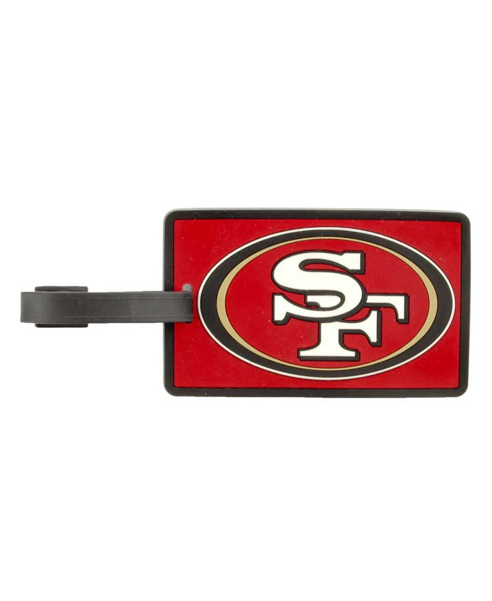 Aminco San Francisco 49ers Soft Bag Tag   Sports Fan Shop By Lids