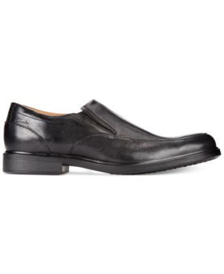 Clarks Mens Gabson Step Loafers