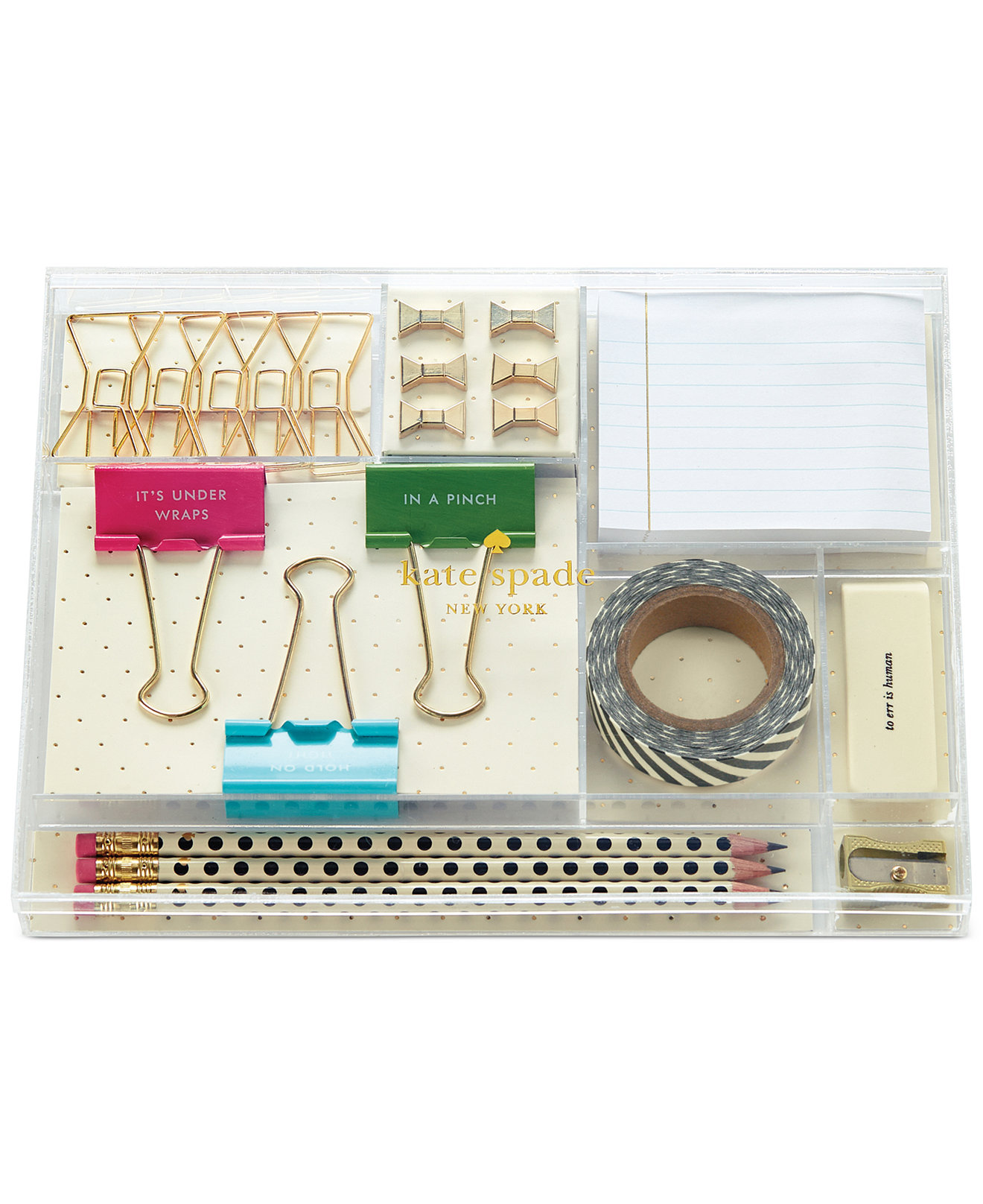 Image result for kate spade office supplies