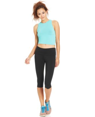 Material Girl Active Juniors Cropped F..