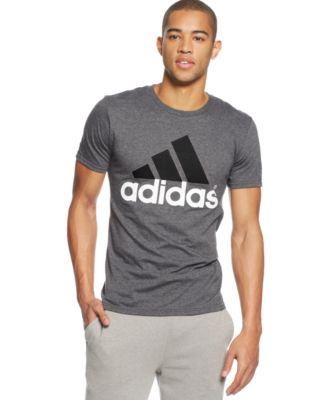 adidas Mens Go-To Logo T-Shirt