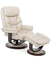 Leather Chairs Amp Recliners Macy S