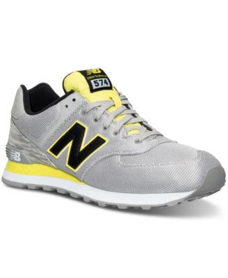 New Balance Men\u0026#39;s 574 Summer Waves Casual Sneakers from Finish Line