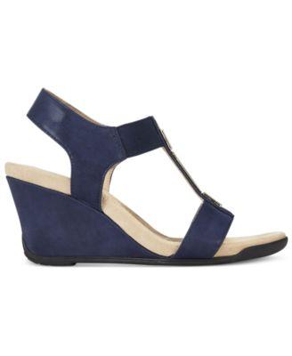Anne Klein Loona Wedge Sandals